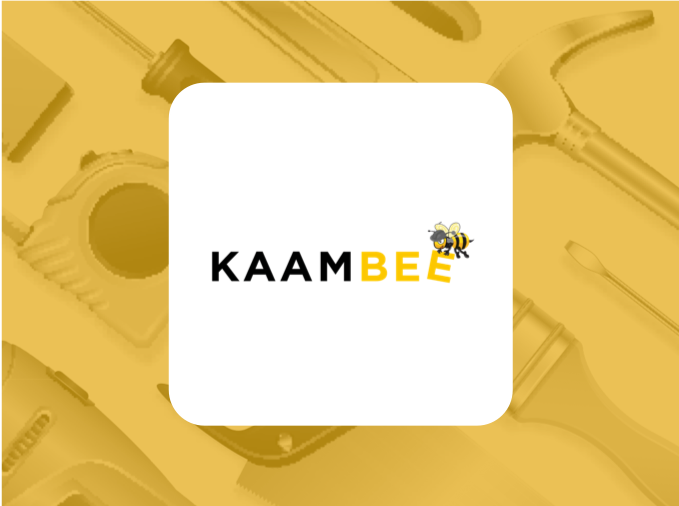 KaamBee - on demand services