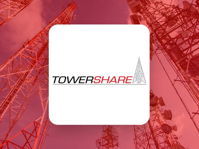 Towershare Portfolio Website