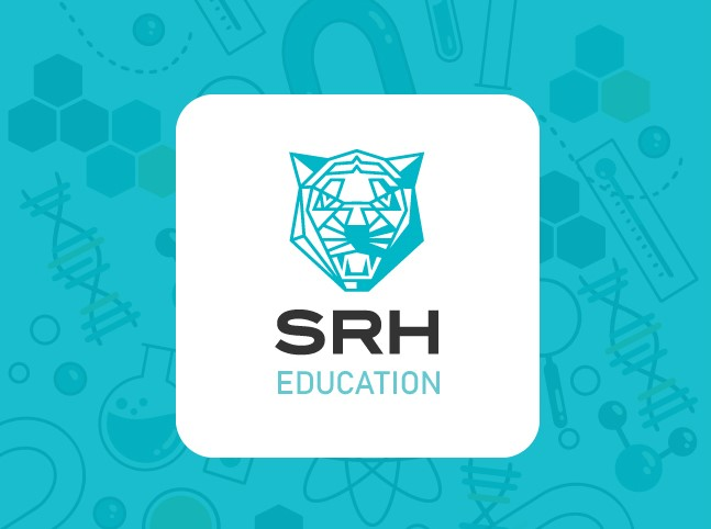 SRH Education Website Banner
