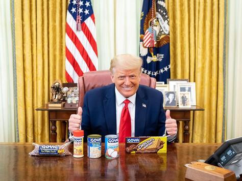 Goya Foods: Making up for the Boycott