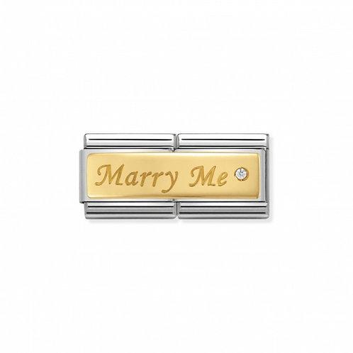 Link Nomination Engraved Marry Me