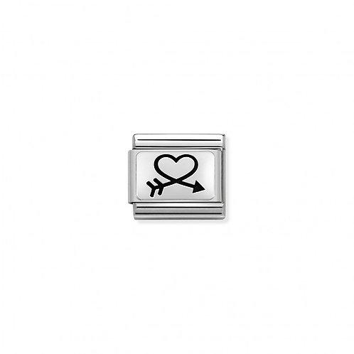 Link Nomination Heart Arrow