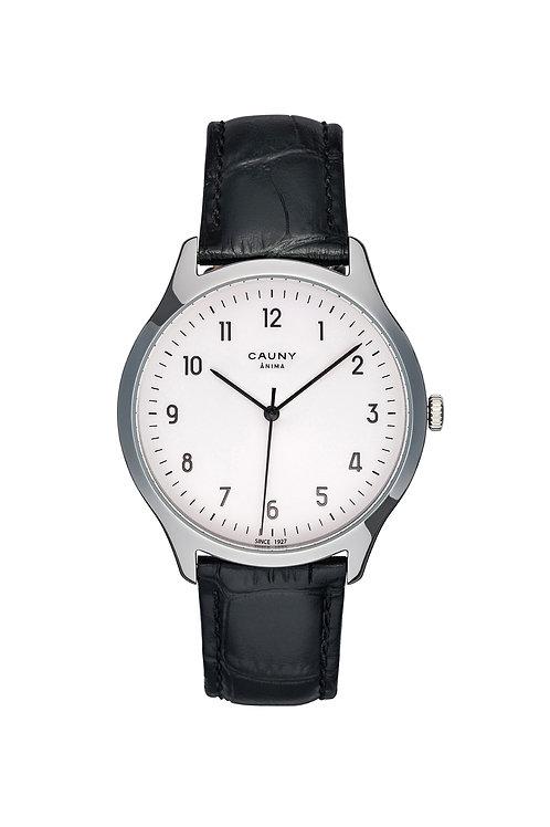 Relógio Cauny Ânima Numbers Silver