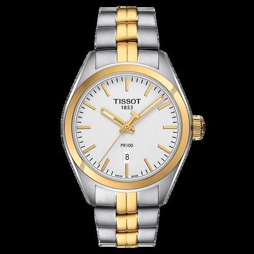 Relógio Tissot PR100 Lady Bicolor