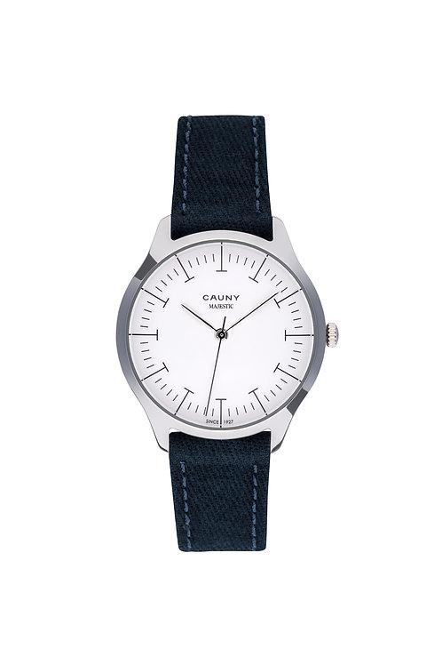 Relógio Cauny Majestic T Silver