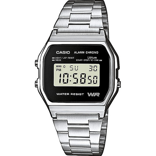 Casio Collection Vintage Relógio A158WEA-1EF