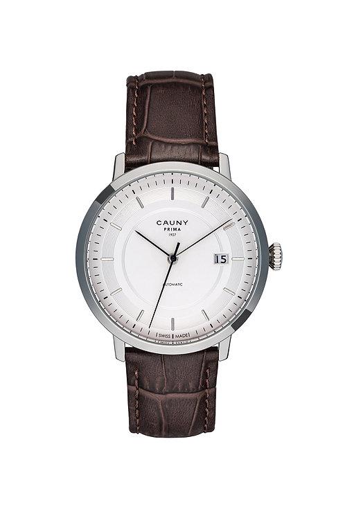 Relógio Cauny Prima Automatic Silver Axis