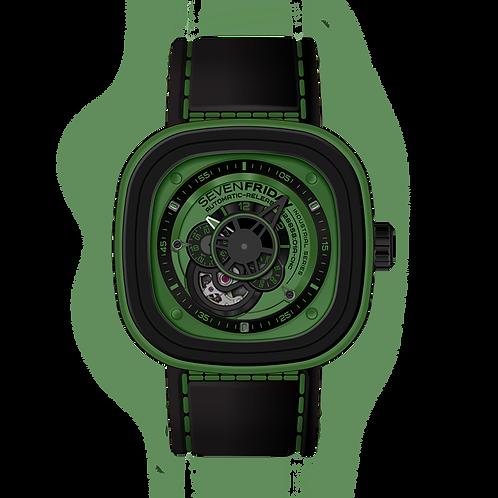 Relógio Seven Friday Green