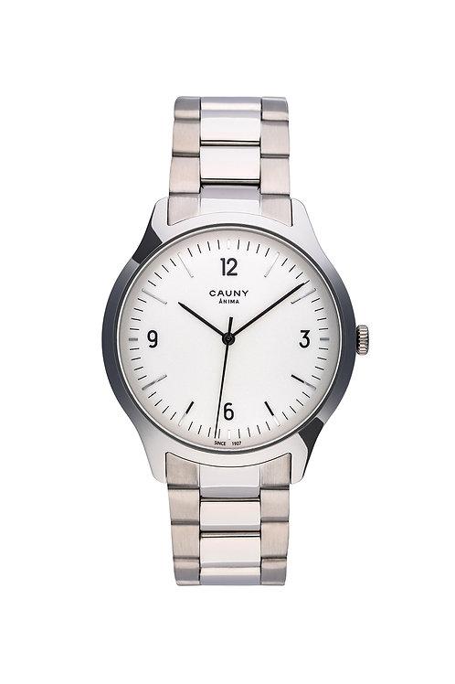 Relógio Cauny Ânima Axis Prata