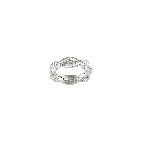 Unike Jewellery Classy Embrace Joia Anel Mulher UK.AN.1205.0117