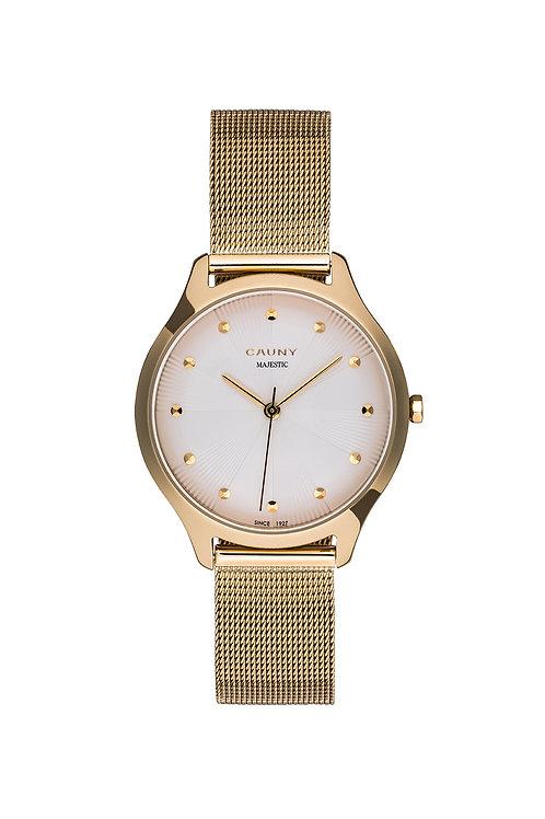Relógio Cauny Majestic Patterns Gold