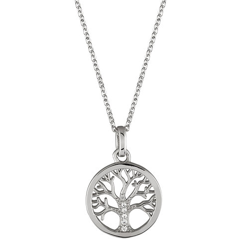 Unike Jewellery Meaningful Tree of Life Joia Colar Mulher UK.CL.1205.0034