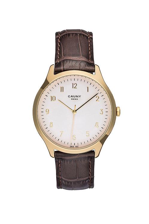 Relógio Cauny Ânima Numbers Gold