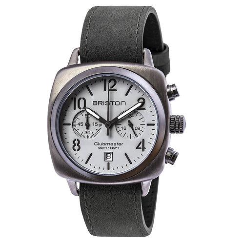 Relógio Briston Mostrador Cizento