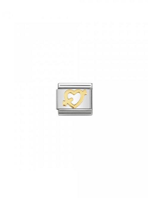 Link Nomination Love Coração com Seta