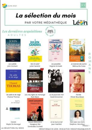 Médiathèque de Léon