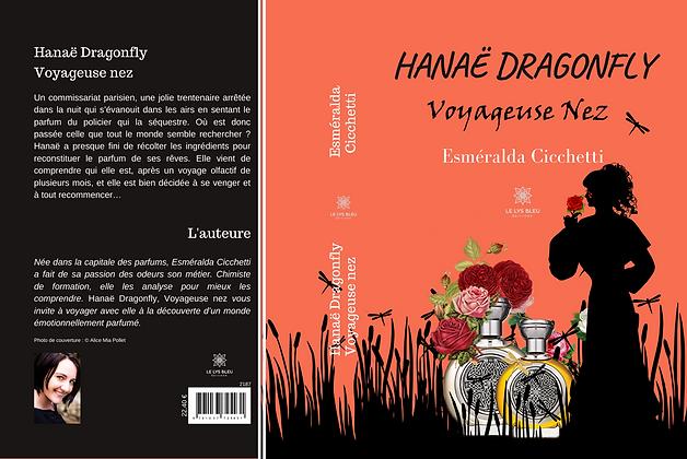 Couverture Hanaë Dragonfly