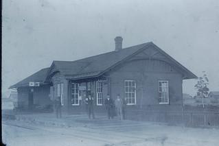Caldwell Train Depot