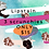 Thumbnail: 3 Scrunchies +  Lip Stain