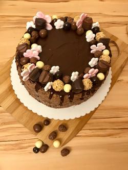 hausgemachte Torte für Spoarherd Event