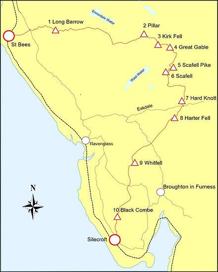 gofar - lakes sea to summits no template