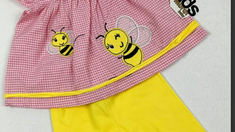 Girls bee summer top outfit