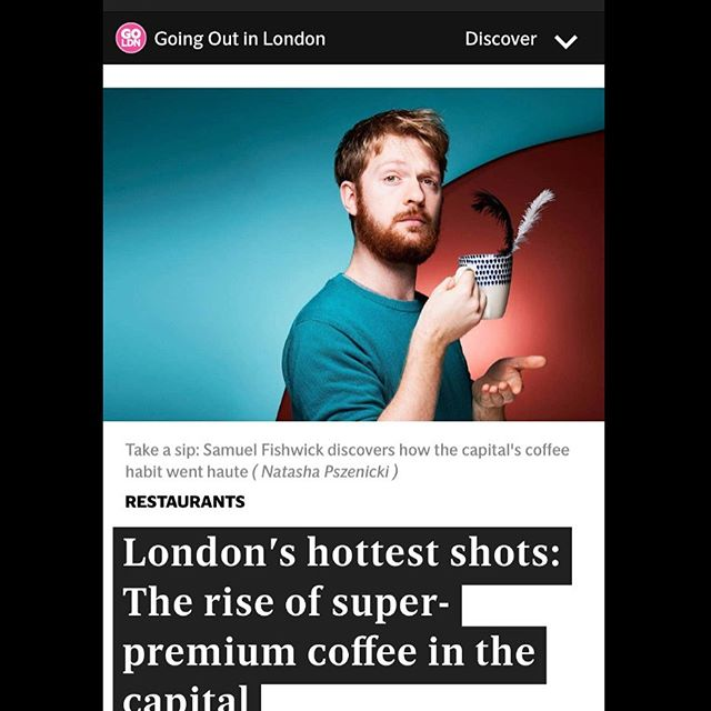 LONDON COFFEE WEEK - GOIL