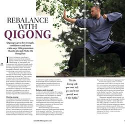 SHIFU HENG DAO X NATURAL HEALTH MAGAZINE