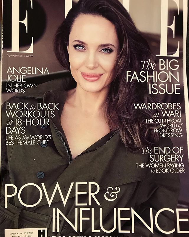 OLA INCE X POWER AND INFLUENCE ELLE