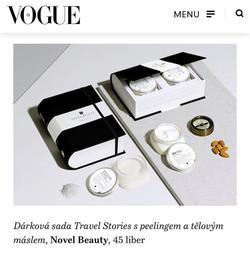 Novel x Vogue
