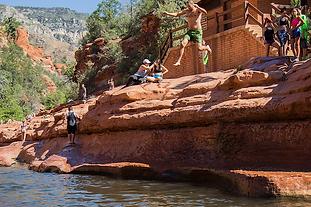 slide rock cliff jump.png