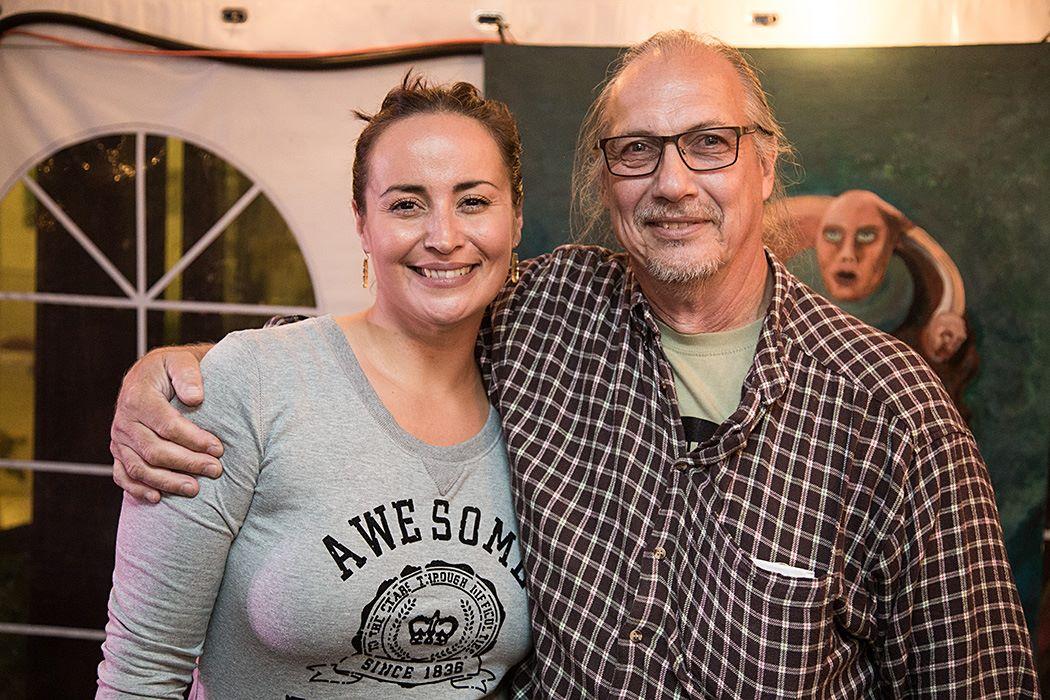 Erik og Julie Berthelsen