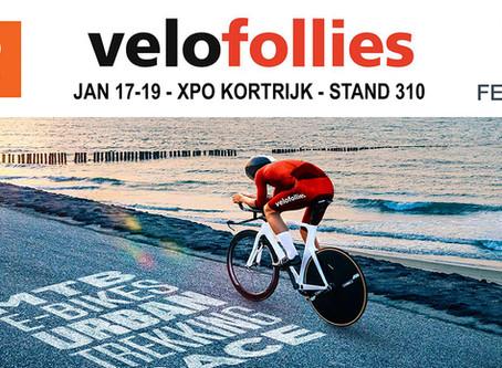 Ontdek FEATHER op Velofollies in Kortrijk - Discover FEATHER on Velofollies!