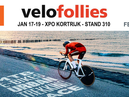 Ontdek FEATHER op Velofollies in Kortrijk - Discover FEATHER on Velofollies!