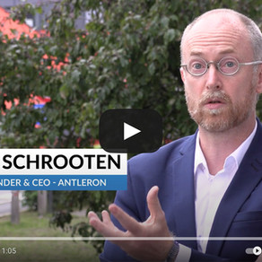 Antleron participates in flanders.healthTech cluster bridging technologies for healthcare innovation