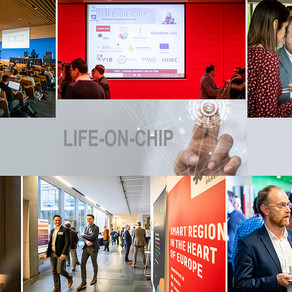 Successful second edition of Life-on-Chip conference in Leuven