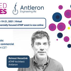 Jan Schrooten & Reinout Hesselink speak at virtual Advanced Therapies 2021