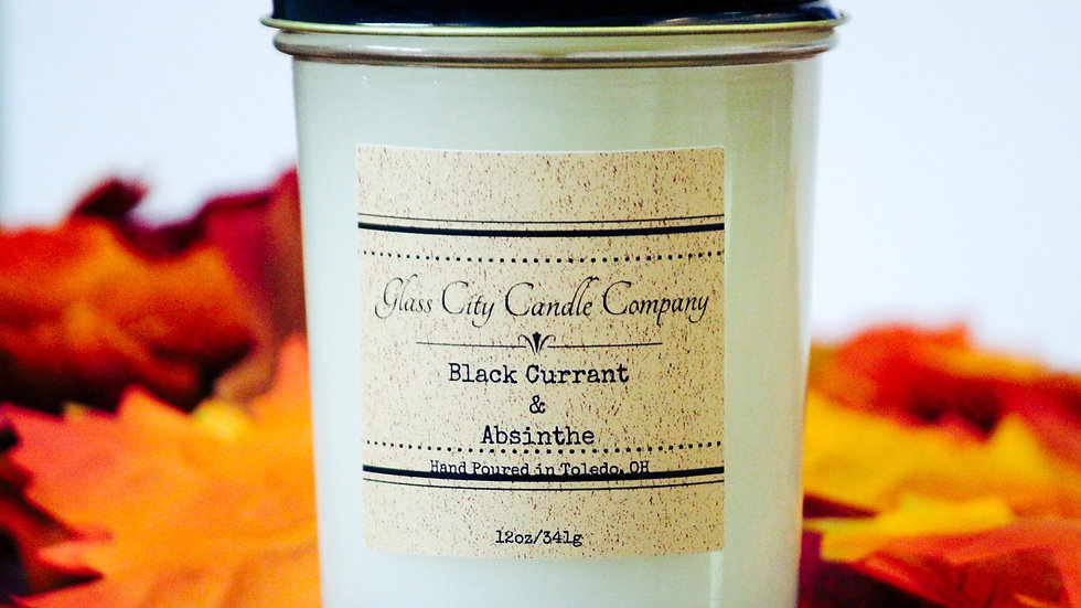 8 oz. Black Currant Absinthe