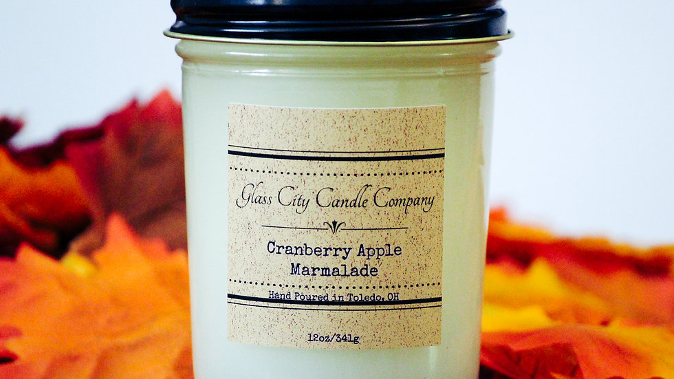 8 oz. Cranberry Apple Marmalade