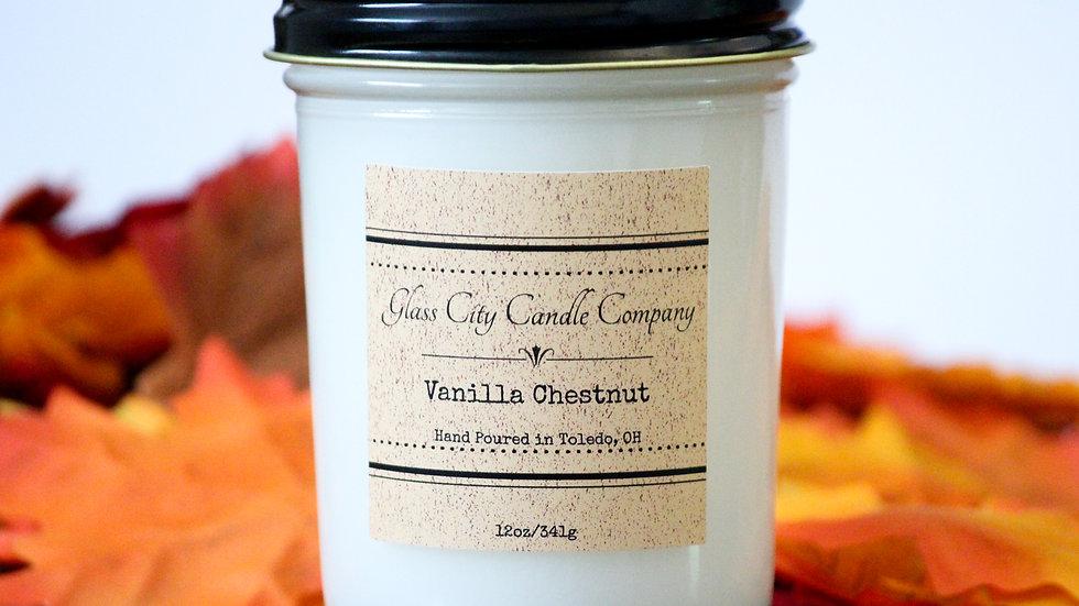 8 oz. Vanilla Chestnut