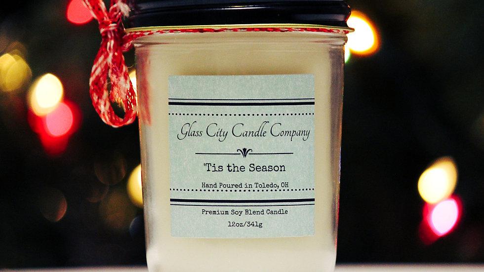 8 oz. 'Tis the Season Candle