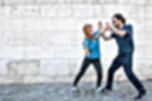 Stages Self défense femmes paris
