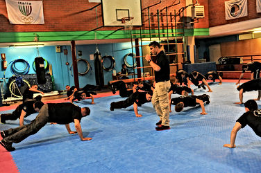 Stages Krav Maga OIS Paris