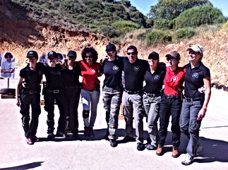 Training camp Israel Krav Maga OIS