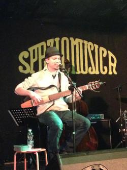 Show em Pavia (Italia).