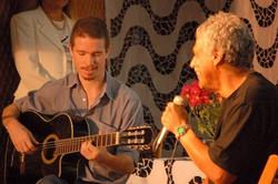 Show em 2005 no RJ.