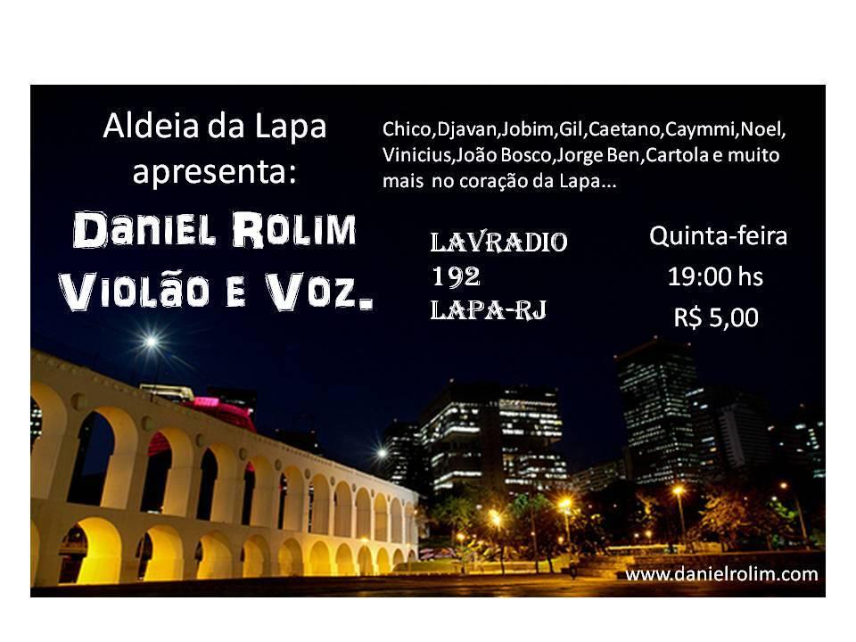 Show no Aldeia.