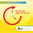 31/05 Día Mundial Sin Tabaco