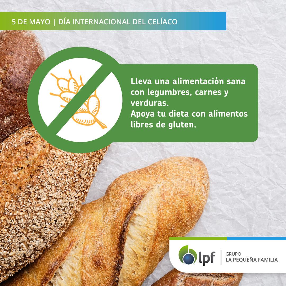 05/05 Día Internacional Del Celíaco
