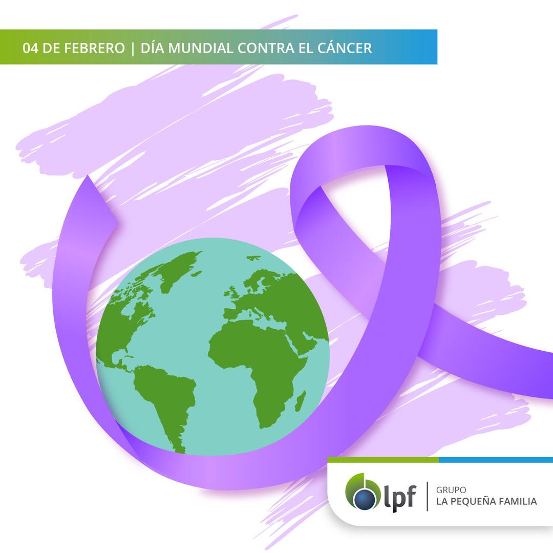 04/02 Día Mundial Contra el Cáncer